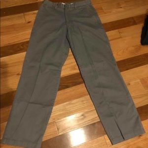 Dockers gray chino pants